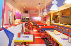 Pop-Up Sitcom Diners - A Saved by the Bell-Themed Diner is Coming to Los Angeles