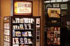 Artisan Souvenir Vending Machines - This Machine Dispenses Quirky Crafts and One-of-a-Kind Treats