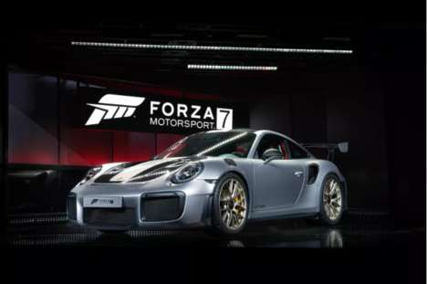 Powerful Rear-Wheel Drive Vehicles - The New Porsche 911 GT2 RS Was Announced at E3