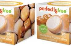 Free-From Frozen Dessert Bites - The Incredible Foods perfectly free Treats are Allergen-Free