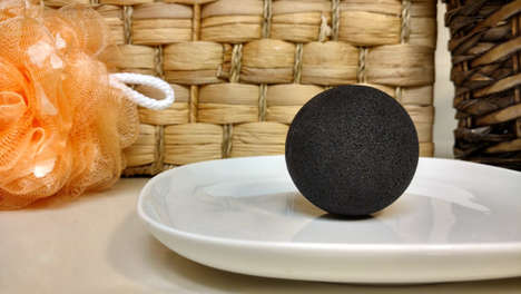 All-Black Bath Bombs