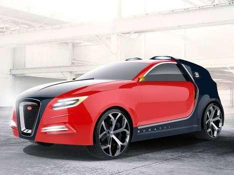 Supercar CUV Concepts