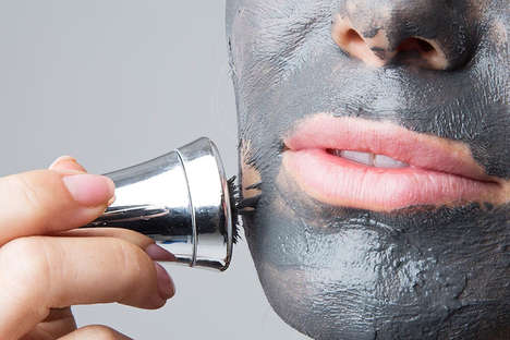 Magnetic Face Masks - The Dr. Brandt Magnetight Solution Hydrates and Reduces Aging Effects