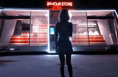 Autonomous Mobile Drive-Thrus - Wheelys' Moby-Store is a Self-driving Retail Space That Comes to You