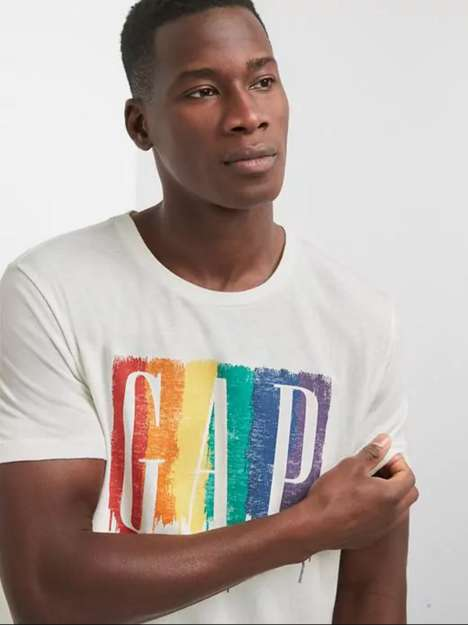 Global Pride Month Campaigns - Gap Inc.'s Pride Collection Promotes Global LGBTI Equality
