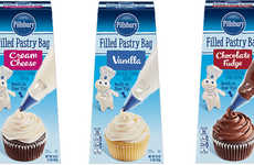 Pre-Filled Icing Bags