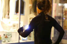 Wearable Alarm Systems - The Occly Blinc Arm Band Has LED Lights, Sirens, Cameras and a Microphone
