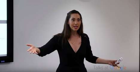 The Science of Body Language - Vanessa Van Edwards Charisma Talk Teaches Success With People