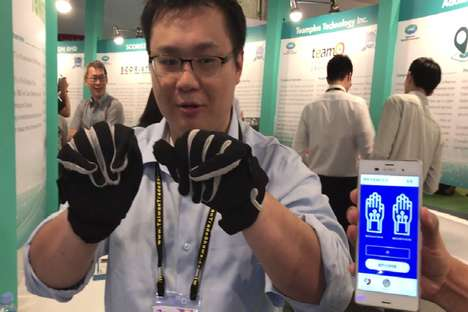 Translating Smart Gloves