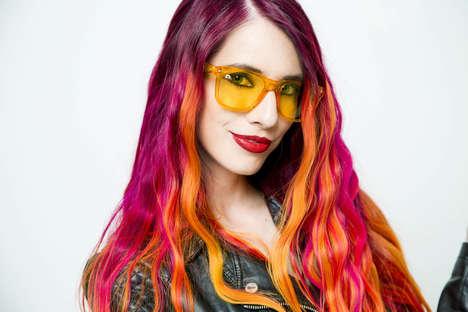Mood-Boosting Sunglasses