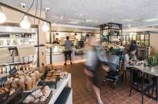 Fresh Market Retailers - The New Sourced Market Barbican Location Was Designed by YourStudio