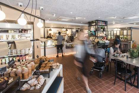 The New Sourced Market Barbican Location Was Designed by YourStudio