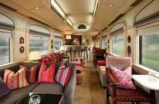 Lavish Sleeper Trains