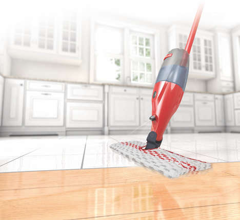 Flippable Spray Mops