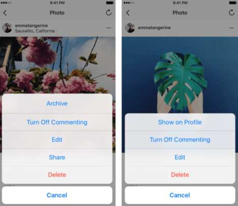 Social Media Archives - Instagram's New Feature Lets You Remove Posts Without Deleting Them