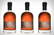 Arctic Fjord Whiskeys - Isfjord Whiskey is Made Using Water From Ancient Glacier Ice