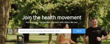 Community-Focused Health Apps - The HealthUnlocked App is a Social Network for Health and Wellness