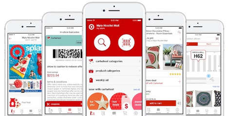 All-In-One Retail Apps - Target is Merging the Target App and Its Cartwheel Offers App