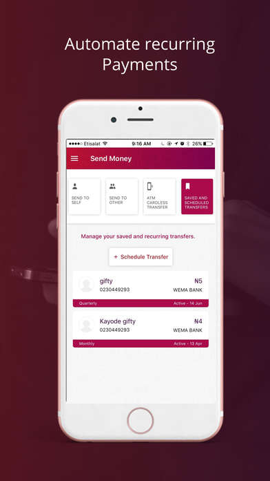 Phone-Friendly Digital Banks - Nigeria's Fully Digital Bank, ALAT by WEMA, Emphasizes Ease of Use