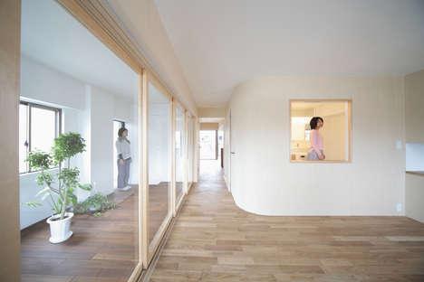 Transparent Room Partitions