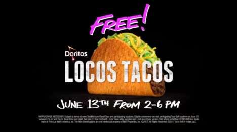 Festive Taco Giveaways
