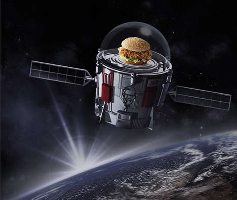 Astronomical Chicken Sandwiches