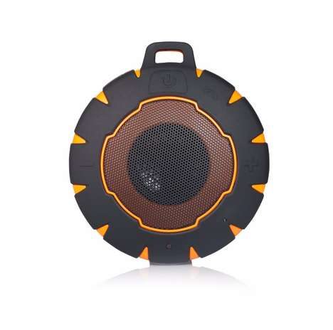 Durable Submersible Speakers - The Aquatune Bluetooth Speakers are the Perfect Summer Companion