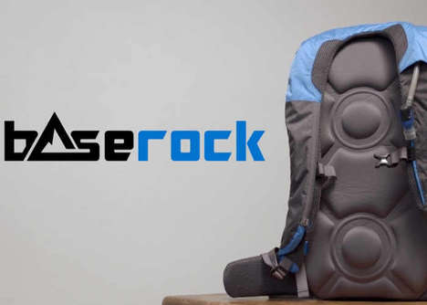 Vibrating Bass Backpacks