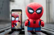 Connected Superhero Toys