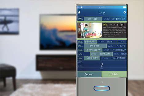Program Preview Remotes