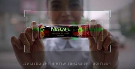 Special Admission Cafes - The Nescafé Taproom Lets Visitors Create Custom Brews on Site