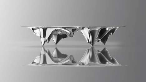 Martian Furniture Designs