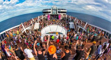 Caribbean Cruise Festivals - The Holy Ship! Tour Will Allow EDM Fans to Travel to a Private Island