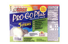 Assorted Protein Snack Sets - Eggs on the Run's Pro-Go Plus Packs Include Cheese, Egg and Nuts