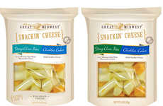 Snack-Sized Cheese Packs