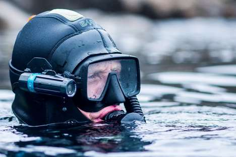 Precision Underwater Cameras