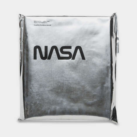 Space Agency Design Manuals - The NASA Graphics Standards Manual Boasts Various Branding Examples