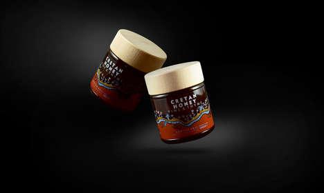 Herb-Infused Honeys