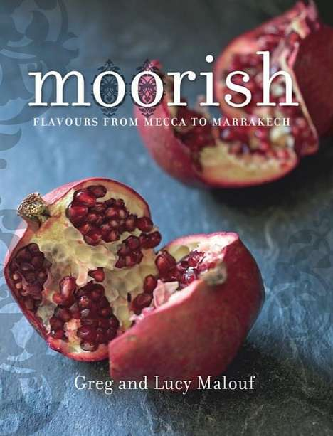 Moorish Recipe Books - The Moorish Cookbook Highlights Medieval North African Cuisine