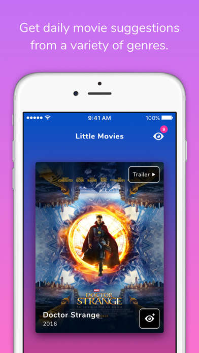 Content Suggestion Apps - The 'Little Movies' App Gives Users Daily Suggestions for What to Watch