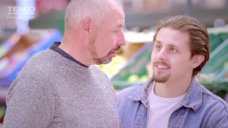 Heartwarming Loudspeaker Campaigns - Tesco is Helping Shoppers Spread Father's Day Messages In-Store