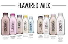 Unconventional Milk Flavors - The Shatto Milk Company Makes Unusually Flavored Milk Drink