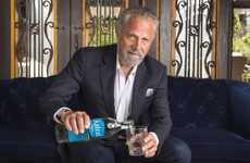 Iconic Pitchmen Revivals - Astral Tequila's New Ads Feature 'The Most Interesting Man in the World'