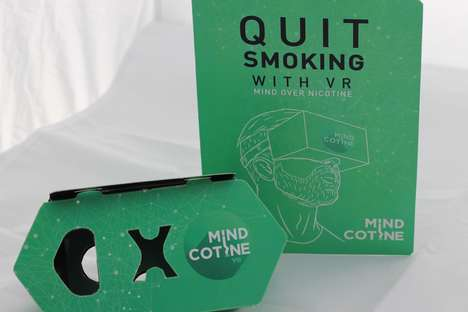 VR Anti-Smoking Programs