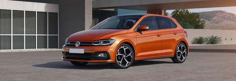 Roomy Compact Cars - The Redesigned 2018 Volkswagen Polo Delivers a More Stable Ride