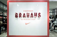 Experiential Sports Bra Pop-Ups - The NikeWomen BraHaus Pop-Up Sought to Offer Custom Sports Bras