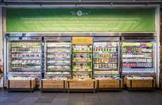 Vegan-Friendly Retail Fridges