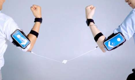 Muscle-Controlling Devices - 'Wired Muscle' Lets Someone Else Control Your Muscles