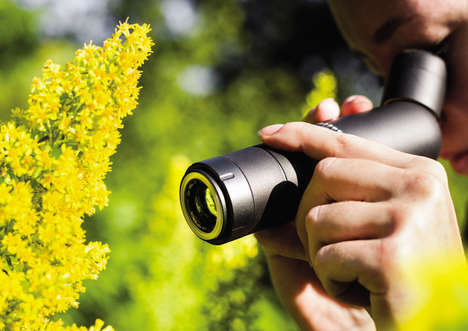 Advanced Portable Microscopes - The 'Skop' Microscope Takes Up-Close Looks at Things Anywhere