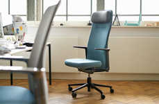Pared Down Task Chairs